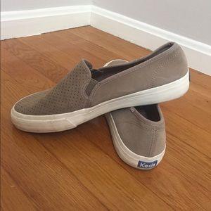 Keds Baksetweave Slip-ons in Size 9